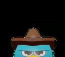 Agent P Costume