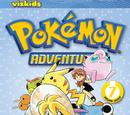Pokémon Adventures: Volume 7