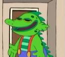 Bonky the Green Dragon/Gallery