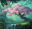 Heilige Bäume