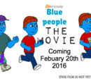 Blue people the movie