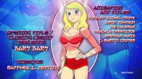 Aqua Teen Hunger Force Forever end credits