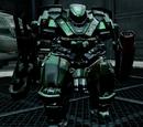 Hardsuit Pilot Green
