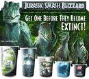 Jurassic Smash Blizzard