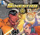 Sinestro: Sacrifice (Collected)
