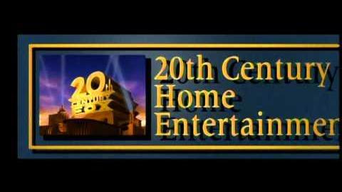 20th Century FOX Home Entertainment (1995-2009) 60p variant
