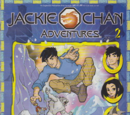 Jackie Chan Adventures Magazine 2