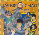 Jackie Chan Adventures Magazine 27