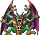 Villanos Dragon Quest II