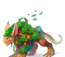 Forest Thicket Dragon