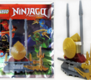 Ninjago Weapons Stand