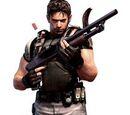 Trajes de Resident Evil: The Mercenaries 3D