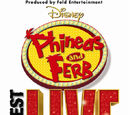 Phineas and Ferb: The Best LIVE Tour Ever!