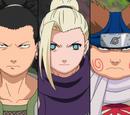 Formasi Perang: Ino–Shika–Chō!!