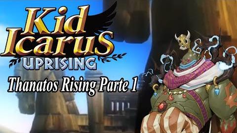 Kid Icarus Uprising - Thanatos Rising Parte 1 sub Español