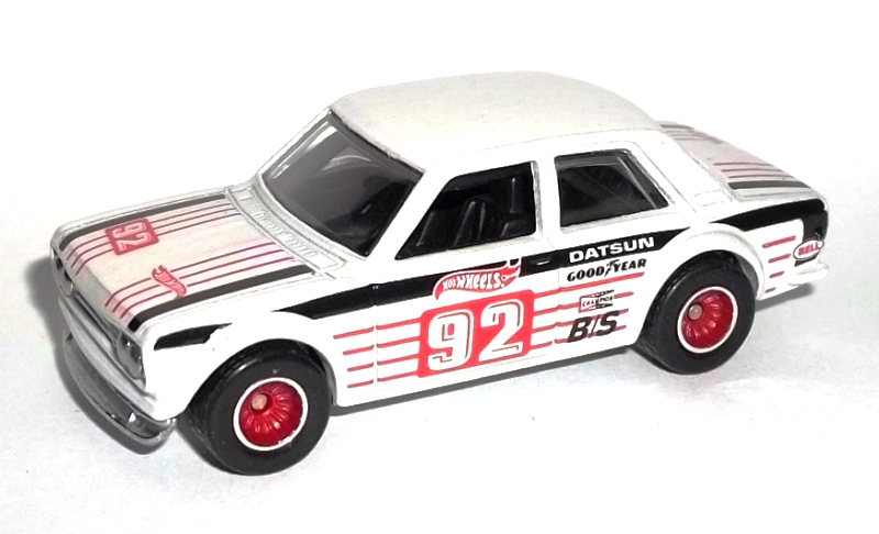 Datsun Bluebird 510 - Hot Wheels Wiki