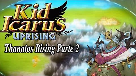 Kid Icarus Uprising - Thanatos Rising Parte 2 sub Español