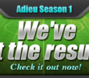 Adieu Season 1 Event Poll Results