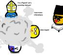 Religionball comics