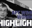 Hankgames Highlights: AFC Wimbly Womblys 146-160