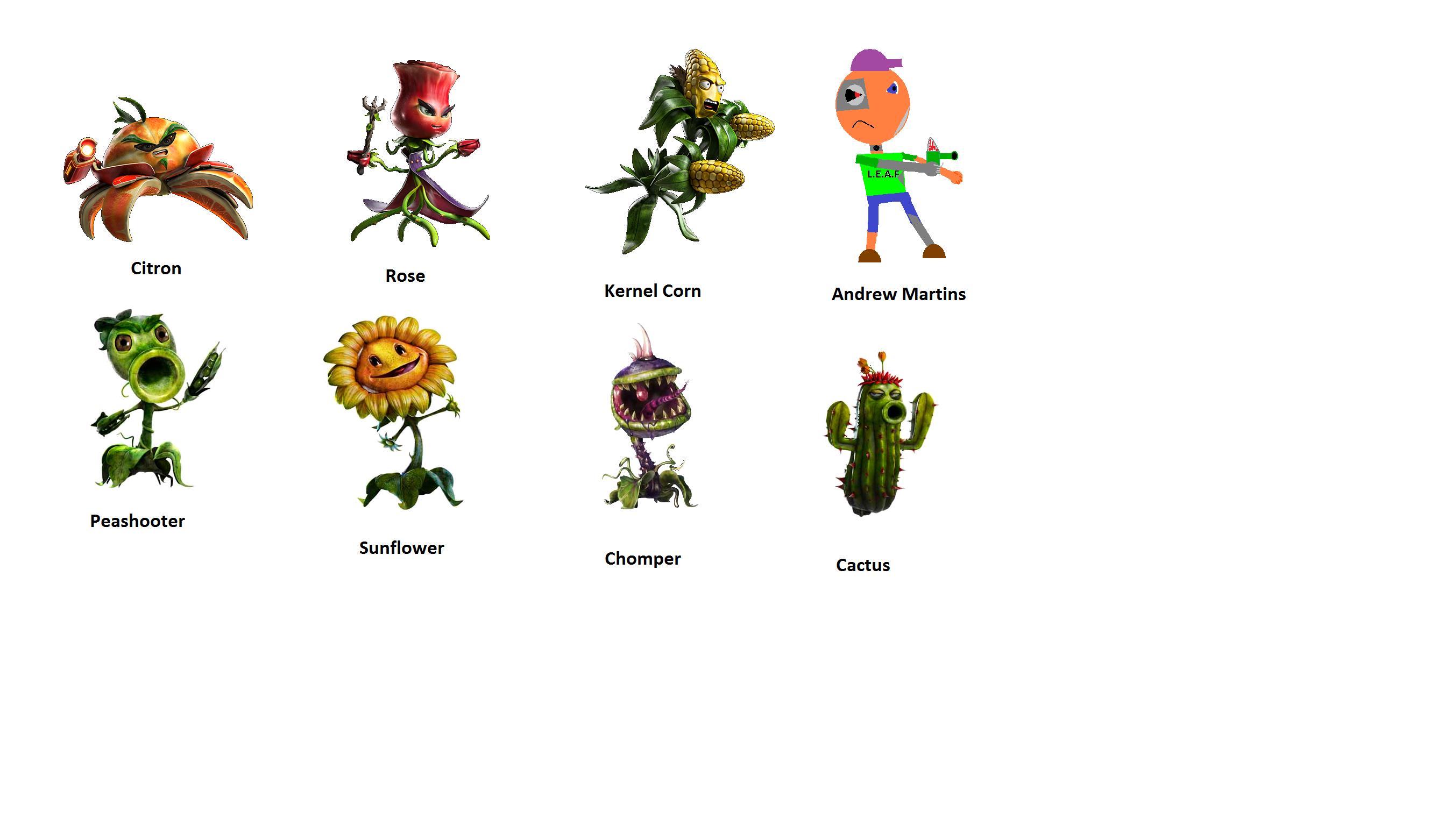 User Blog Agent Andrew Martins Plants Vs Zombies Garden Warfare Fanmade Comics Plants Vs