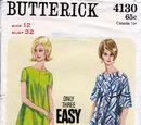 Butterick 4130 C
