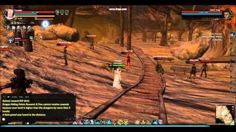 Dragon's Prophet Dancing Rook Spawn in Tanarkin Quarry