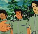 Space Science Laboratory Staff