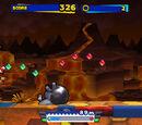 Lava Mountain (Sonic Runners)