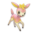 Deerling Pokémon Mundo Megamisterioso.png