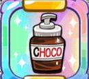 Lustrous Choco Hair Wax