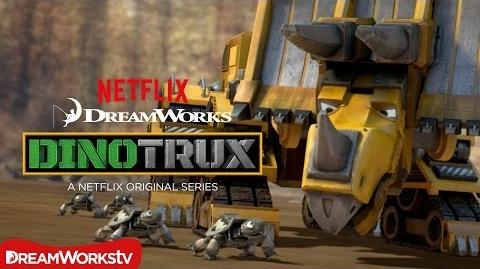 What to Expect When You're NOT Expecting DINOTRUX
