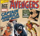 Avengers Vol 1 4 (Wizard Ace Edition)