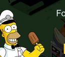 Ice Cream Man Homer