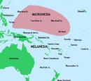 Животные Микронезии