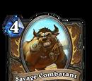Savage Combatant