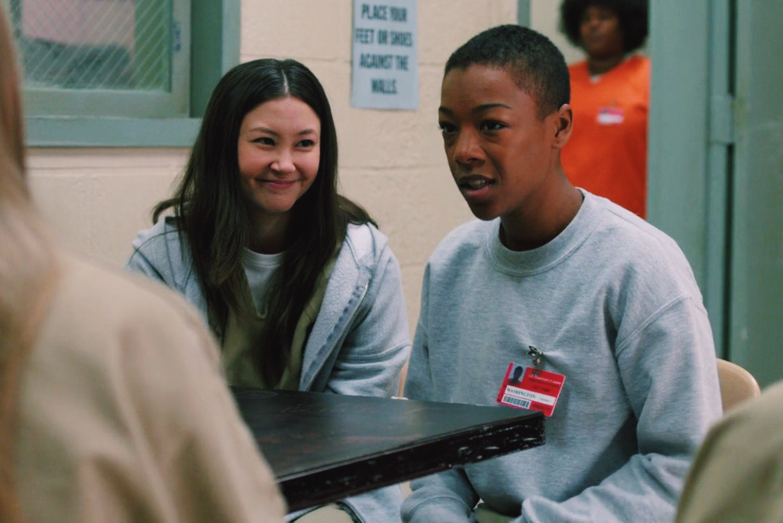 oitnb writer dating poussey and soso