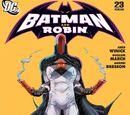 Batman and Robin Vol.1 23