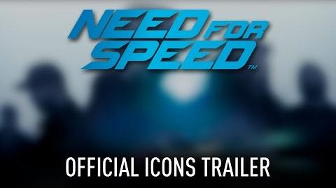 Need for Speed (2015)/Driving Icons