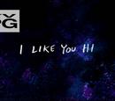 Lubię Cię! Hej!