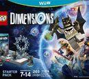 71174 LEGO Dimensions Starter Pack: Wii U