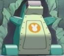 Ice Dragon Robot