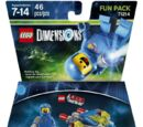 71214 LEGO Movie: Бенни