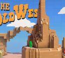 The LEGO Movie World