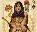 Carte de la Mère de la Nuit