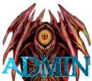 Admin Badge Evil