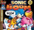 Sonic Boom Edição 3