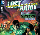 Green Lantern: The Lost Army Vol 1 3