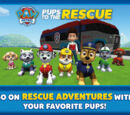 Pups to the Rescue
