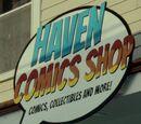 Haven Comics Shop
